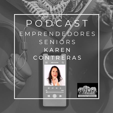 Karen Contreras Fuentes emprendedores Senior